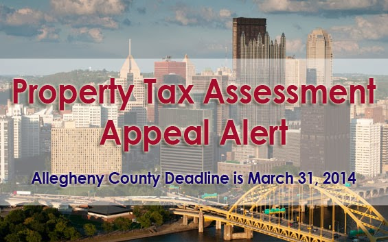 Property Tax Appeal Allegheny County